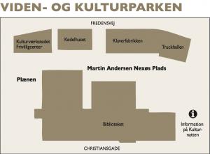 Kort - Viden og Kulturpark
