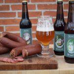 Højbogaard_øl og pølse