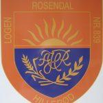 Logen Rosendal - foto af logo