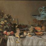 Pieter Claesz (1598-1661); Roelof Koets I (1593-1655), Nature morte, 1640s